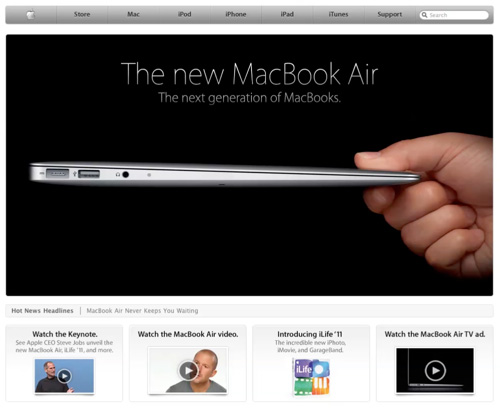 apple-home-page